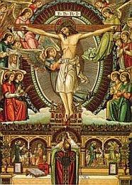 Msza - Najświętsza Ofiara Jezusa