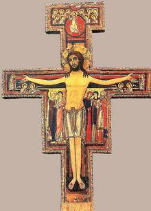 Krzyż Św Damiana