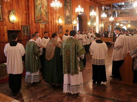 Ars Celebrandi Msza solenna